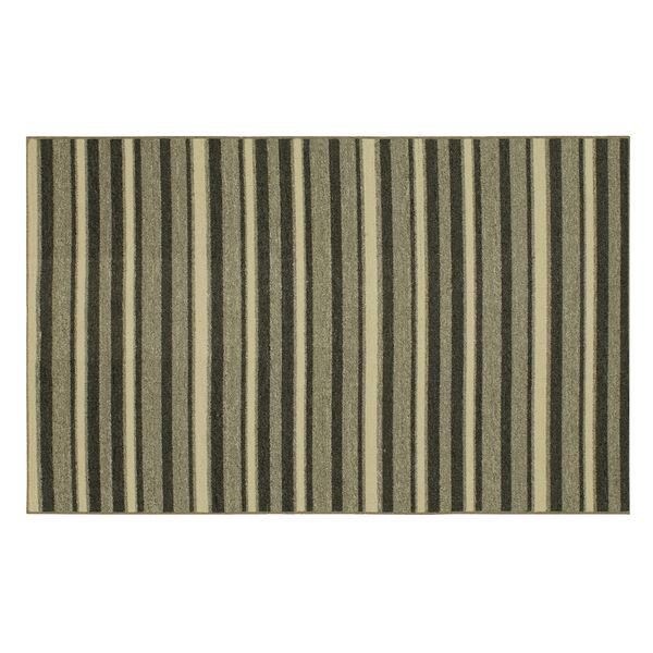 "Mohawk Sonata Stripe Rug, 20"" x 36"""