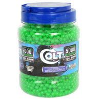 Palco Colt Competition Grade .12g Airsoft BBs, 5000-Count