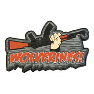Wolverines Patch