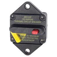 Blue Sea Systems 285 Series Circuit Breaker, Panel Mount, 100 Amp