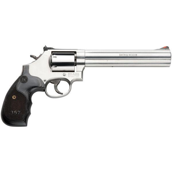 Smith & Wesson Model 686 Deluxe Handgun