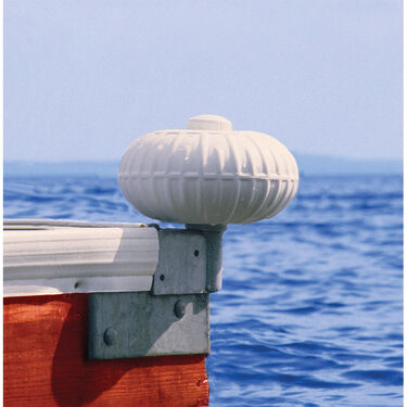 "Dockmate Corner-Mount Inflatable 9"" Dia. Dock Wheel"