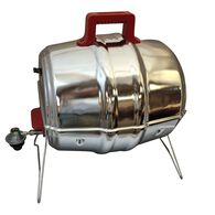 Keg-a-Que Portable Propane Grill