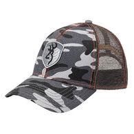 c868fae5aa0 Browning Men s Stealth Camo Cap