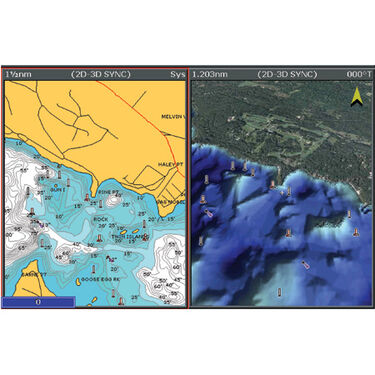 Navionics Platinum HotMaps, North United States - CF Cartridge
