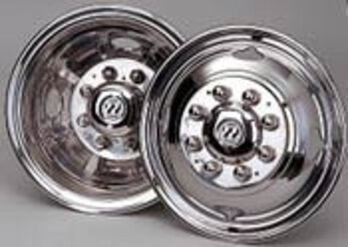 "Wheel Masters Wheeliners for Dual Wheels - 16""/16.5"" GM/Chevy, 2000+"