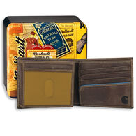 Carhartt Men's Two-Tone Billfold with Wing Wallet