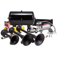 Complete Universal Triple Train Horn Kit