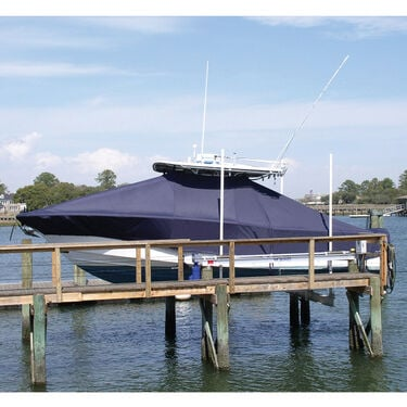 Taylor Made T-Top Boat Cover for Contender 21