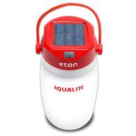 AquaLite Solar Powered Lantern & Basic Emergency Kit