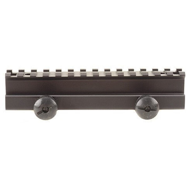 Weaver Single Rail System Tactical Mount Base for AR-15, Flat Top