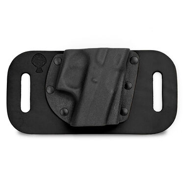 CrossBreed OWB Holster, RH, Black, Glock