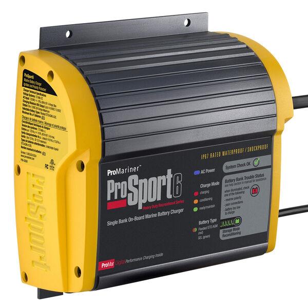 ProMariner Next Generation ProSport 6 PFC Battery Charger
