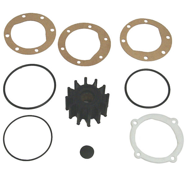 Sierra Impeller Kit For Jabsco/Johnson Pump/Volvo Engine, Sierra Part #18-3081