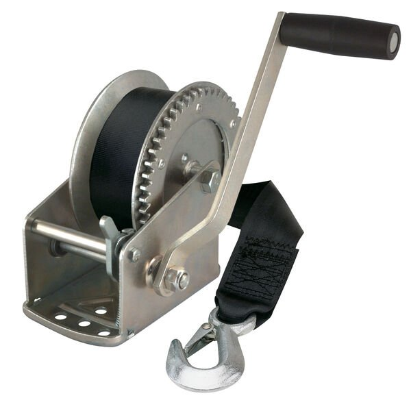 Reese Marine Trailer Winch With 1,500-lb. Capacity