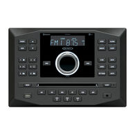 Jensen JWM62A Bluetooth Wall-Mount Stereo