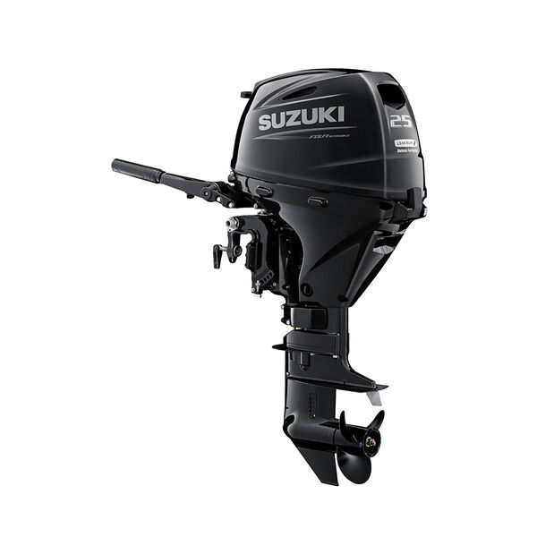 Suzuki 25 HP Outboard Motor, Model DF25AES3