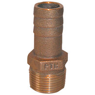 Groco Bronze 90° Pipe-To-Hose Adapter - 1-1/4'' Pipe 1-1/4'' Hose