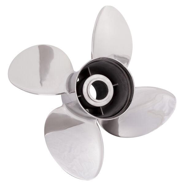 Solas Rubex HR4 4-Blade Propeller, Exchangeable Hub / SS, 13 dia x 21, RH
