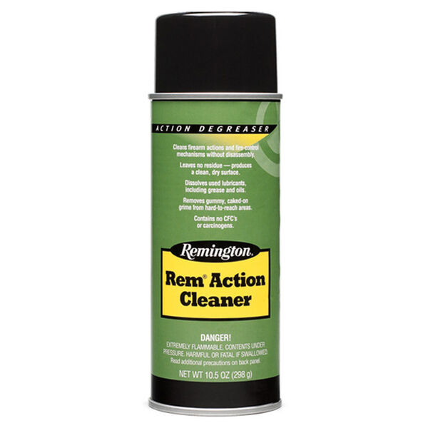 Remington Rem Action Degreaser and Gun Cleaner, 10 oz.