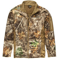 Guide Series Men's Techshell Camo Full-Zip Jacket, Realtree Edge