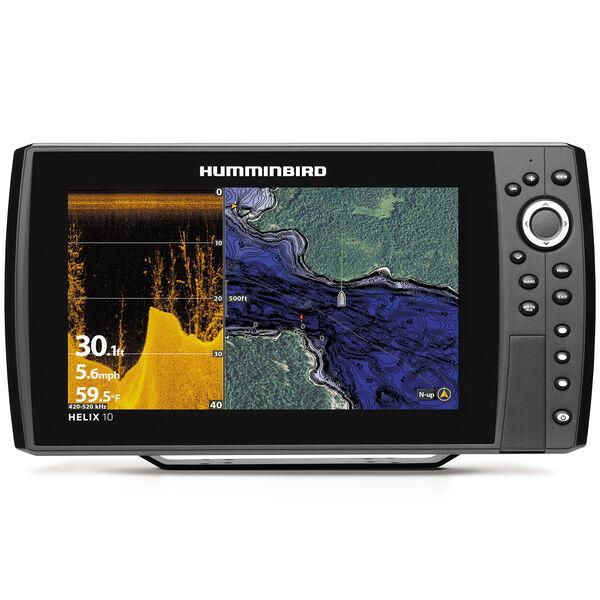 Humminbird Helix 10 DI GPS G2N CHIRP Fishfinder Chartplotter