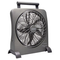"O2 Cool 10"" Rechargeable Fan"
