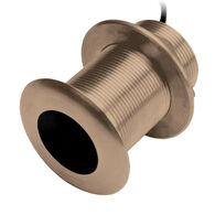Garmin B75H Bronze 0° Tilted-Element Thru-Hull Transducer