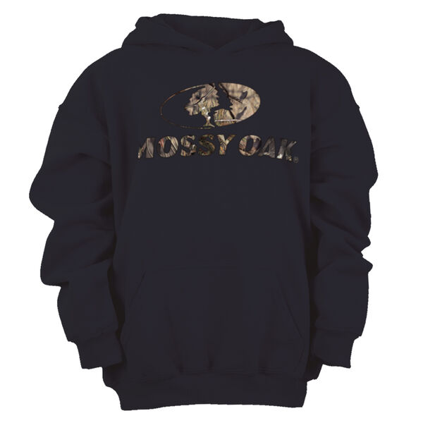 Mossy Oak Youth Fleece Pullover Hoodie
