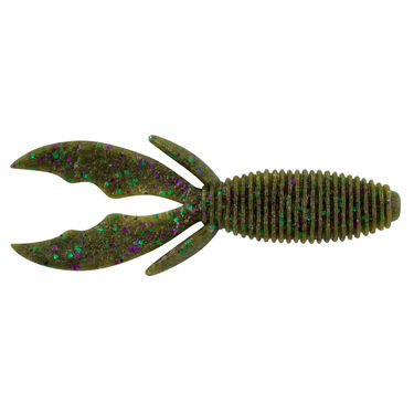 Berkley PowerBait MaxScent Creature Hawg, 4""