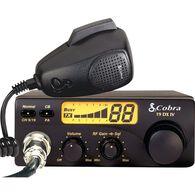 Cobra - 40 Channel Compact CB Radio with Illuminated LCD Display