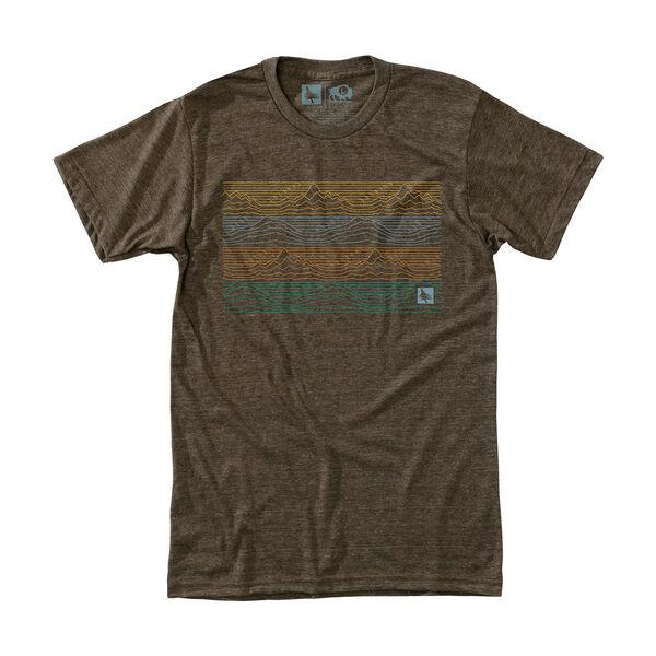 Hippy Tree Men's Gradient T-Shirt