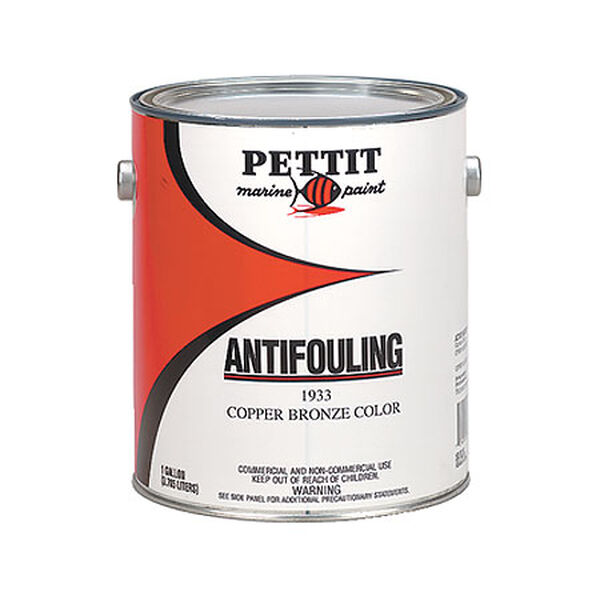 Copper Bronze Antifouling Paint, Gallon