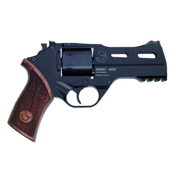 Chiappa Rhino 40DS Handgun, .40 S&W, Black