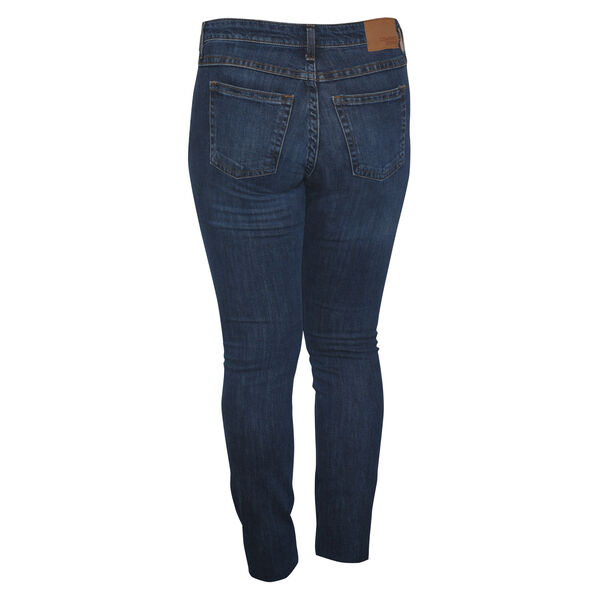 Compass Denim Women's Straight-Fit Jean