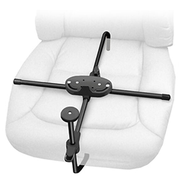 RAM Seat-Mate System And Ball Mount With AMPs Bases