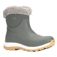 Muck Women's Arctic Apres Slip-On Rubber Mid Winter Boot