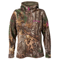 ScentLok Women's Wild Heart Hi-Tech Quarter-Zip Hoodie