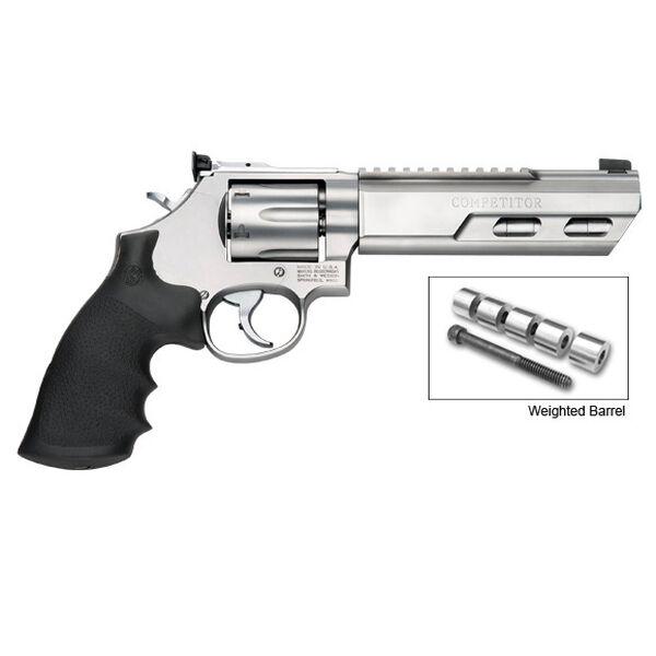 Smith & Wesson Model 686 Competitor Handgun