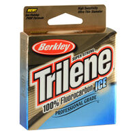 Berkley Trilene 100% Fluorocarbon Ice Line, Clear, 75 Yards