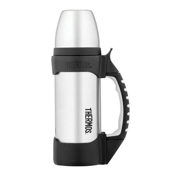 Thermos The Rock 1L Vacuum-Insulated Stainless Steel Beverage Bottle