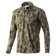 Nomad Pursuit Camo 1/4 Zip Shirt