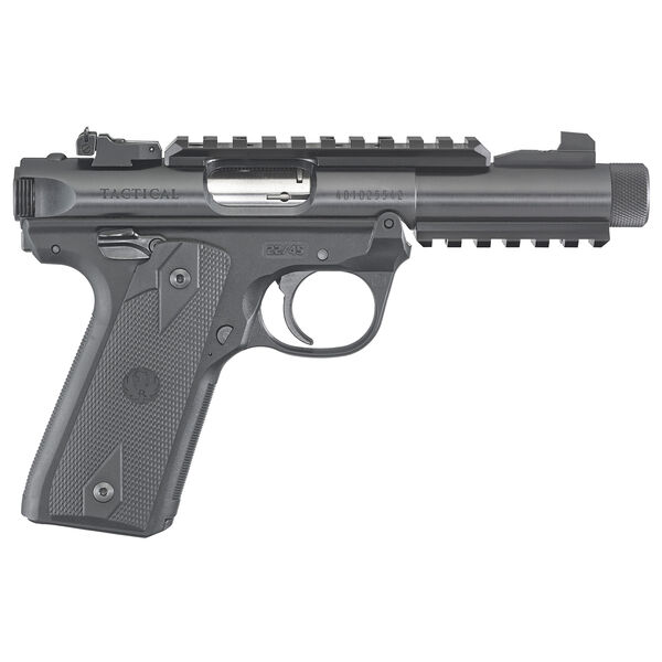 Ruger Mark IV 22/45 Tactical Handgun