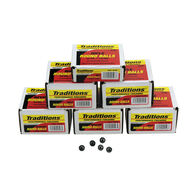Traditions .44-Caliber Lead Round Balls, 100-Pack