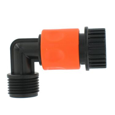 RV Water Hook-up Quick Connect with Hose Saver Adapter