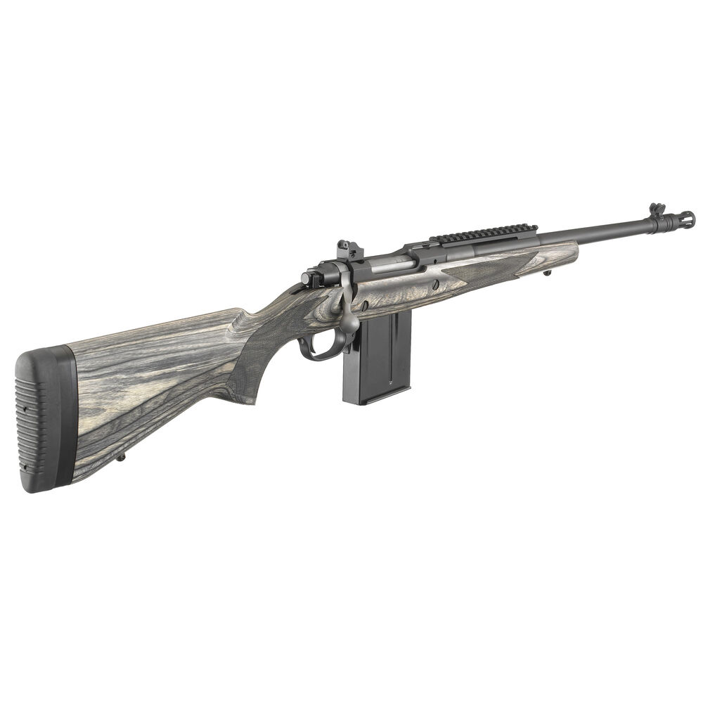 Ruger Gunsite Scout Centerfire Rifle