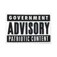 Government Advisory - Patch
