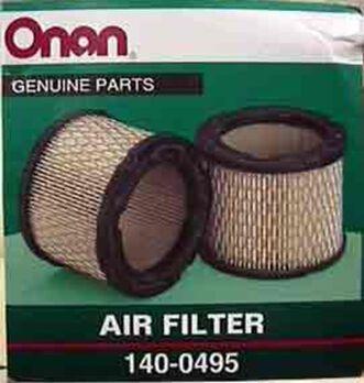 Air Filter, 140-0495