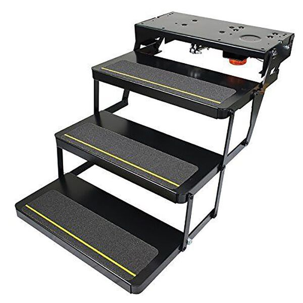 Lippert Components Electric RV Triple Step