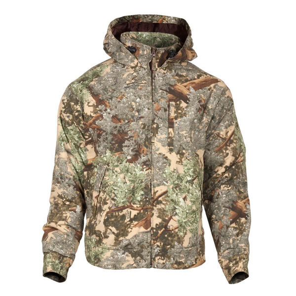 King's Camo Men's Classic Cotton Ripstop Insulated Jacket